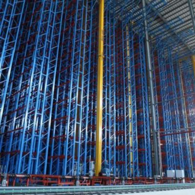 立体仓库规划-仓储货架厂家-恒力达智能装备