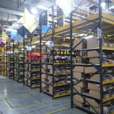 华南地区专业阁楼式货架生产厂家