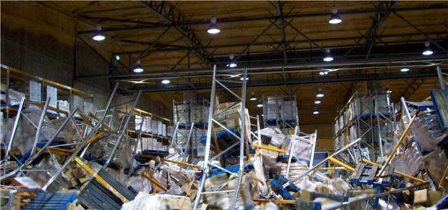 仓库内为何会出现货架倒塌事故?应该用这些方法来避免